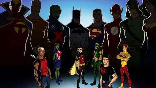 Young Justice Season 3 Episode 19 HD 1080p