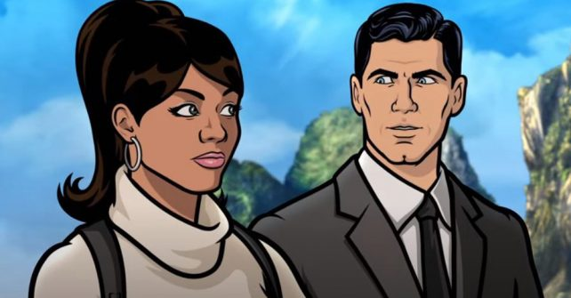 Archer Season 11 Episode 1 HD 1080p